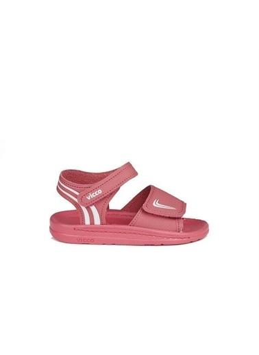 Vicco Vicco 332.Z.729 Dory Kız Erkek Çocuk Günlük Sandalet Terlik Fuşya